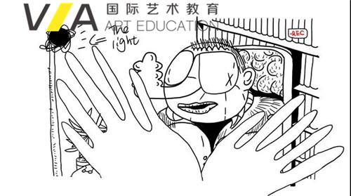 VA杭州Workshop|与皇艺梁老师一起,一天学会动态式插画88 / 作者:VA艺术留学 / 帖子ID:17570,28350