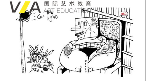VA杭州Workshop|与皇艺梁老师一起,一天学会动态式插画94 / 作者:VA艺术留学 / 帖子ID:17570,28350