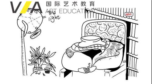 VA杭州Workshop|与皇艺梁老师一起,一天学会动态式插画23 / 作者:VA艺术留学 / 帖子ID:17570,28350
