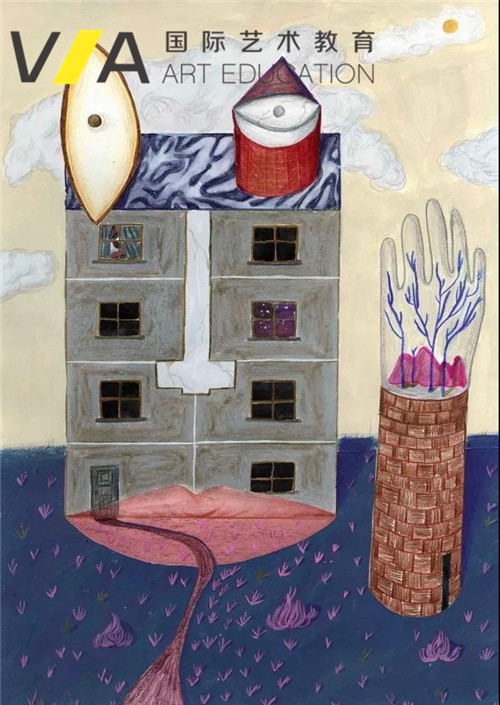 VA杭州Workshop|与皇艺梁老师一起,一天学会动态式插画24 / 作者:VA艺术留学 / 帖子ID:17570,28350